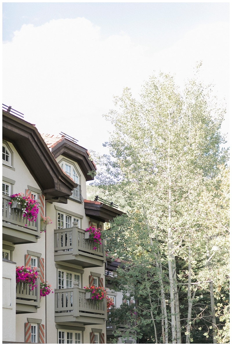 Sonnenalp Resort Wedding - Sarah Porter Photography