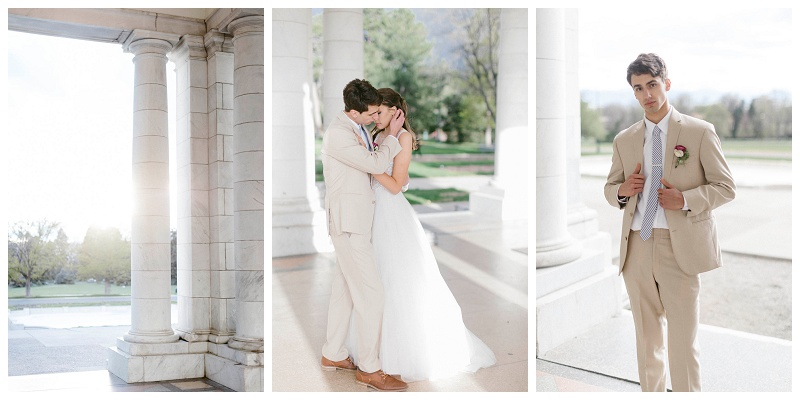 Cheesman Park Wedding - Sarah Porter Photography
