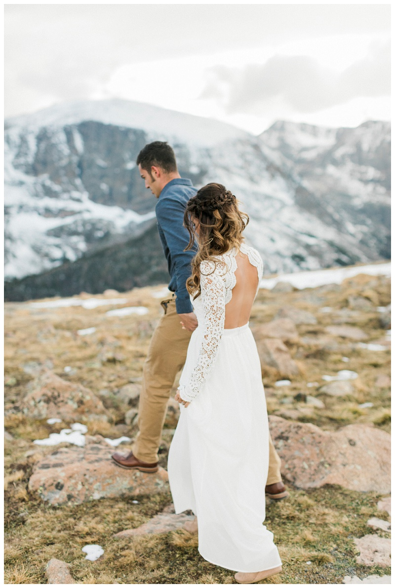 RMNP Engagement session