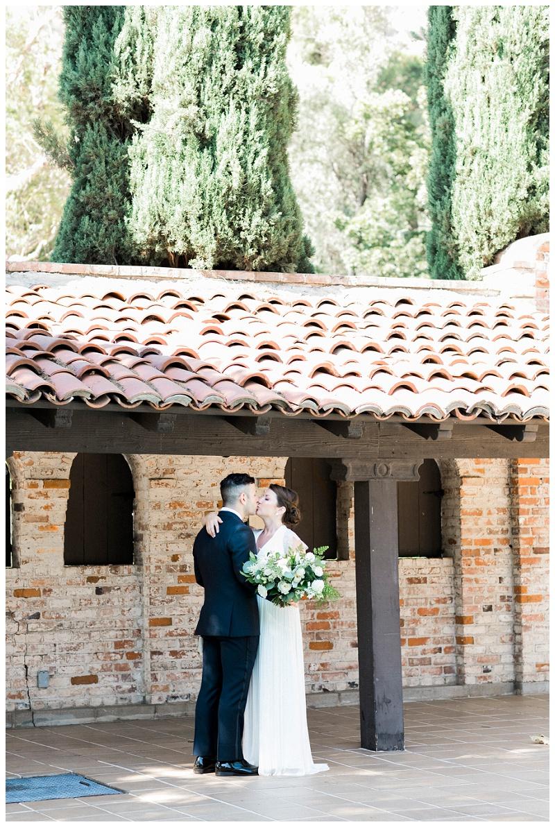 first look, california wedding photographer