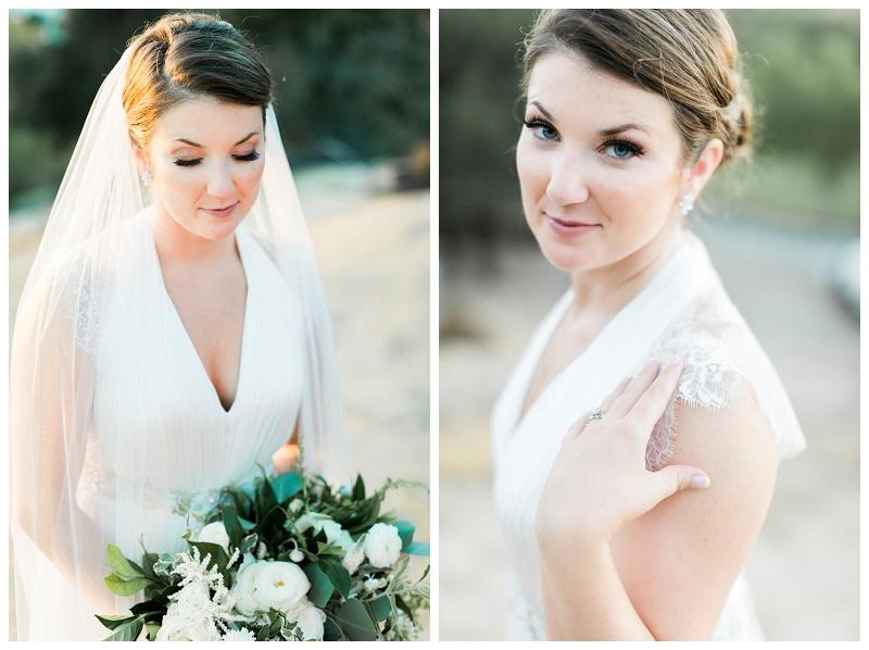 bride california wedding