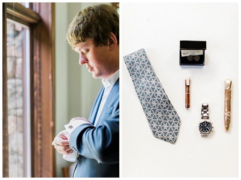 groom, attire, flat lay, Ritz-Carlton, Bachelor Gulch, colorado wedding