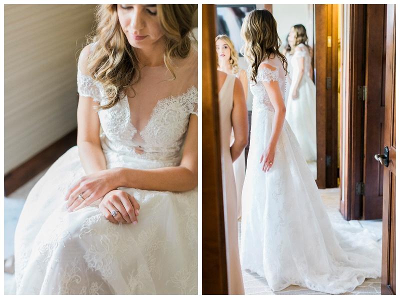 Ritz-Carlton, Bachelor Gulch, bride, wedding dress, getting ready