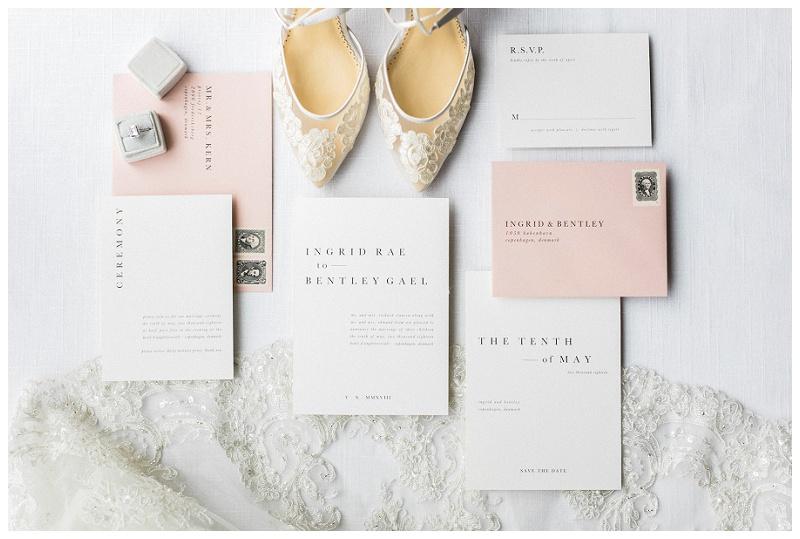 Ritz-Carlton, Bachelor Gulch, belle bella shoes wedding invitation